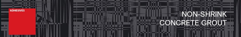 NB 01 NON-SHRINK CONCRETE GROUT